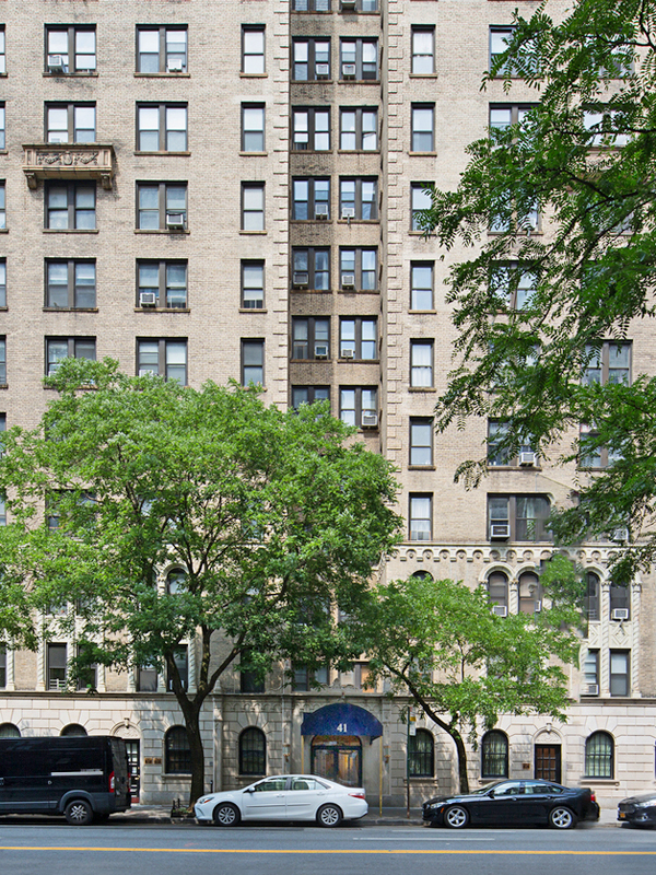 The Hermitage, 41 West 72nd Street
