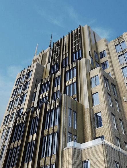 Walker Tower, 212 West 18th Street