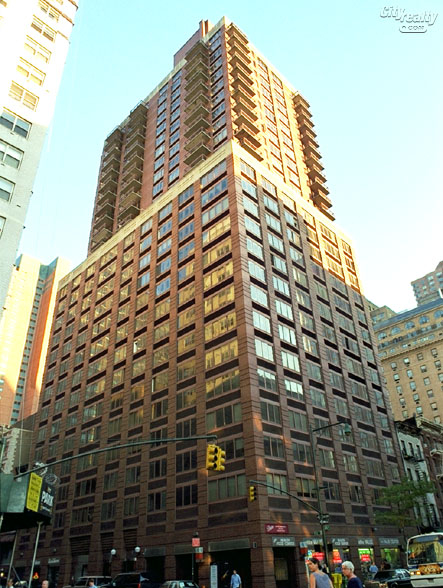 The Ellington 260 West 52nd Street Nyc Rental