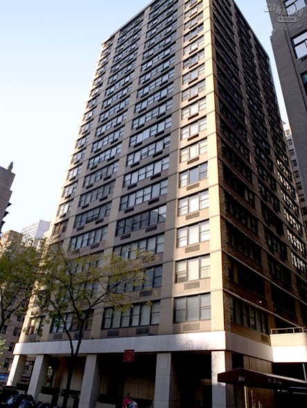 The Delegate, 301 East 45th Street