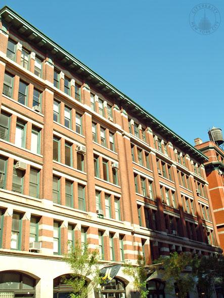 284 Lafayette Street