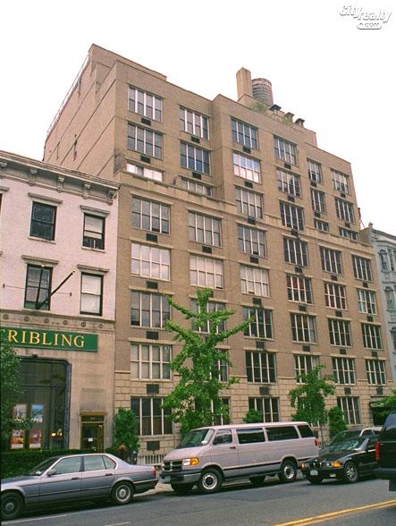 The Cheyney, 344 West 23rd Street