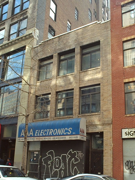 120 West 29th Street
