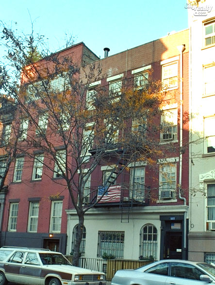 The Muffin House, 337 West 20th Street