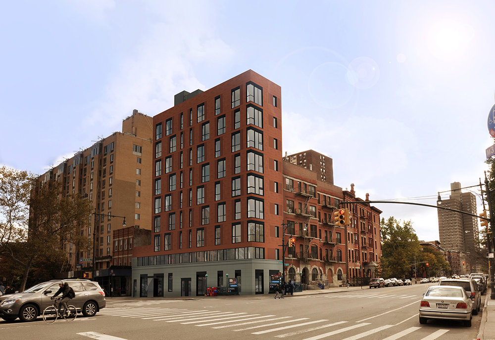 One St Nicholas Park, 320 West 135th Street