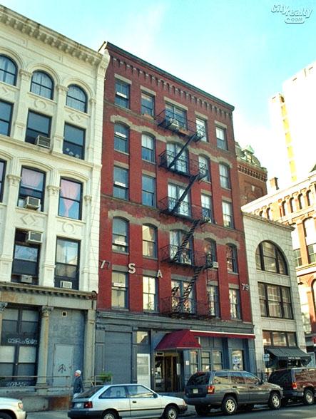 77 Hudson Street