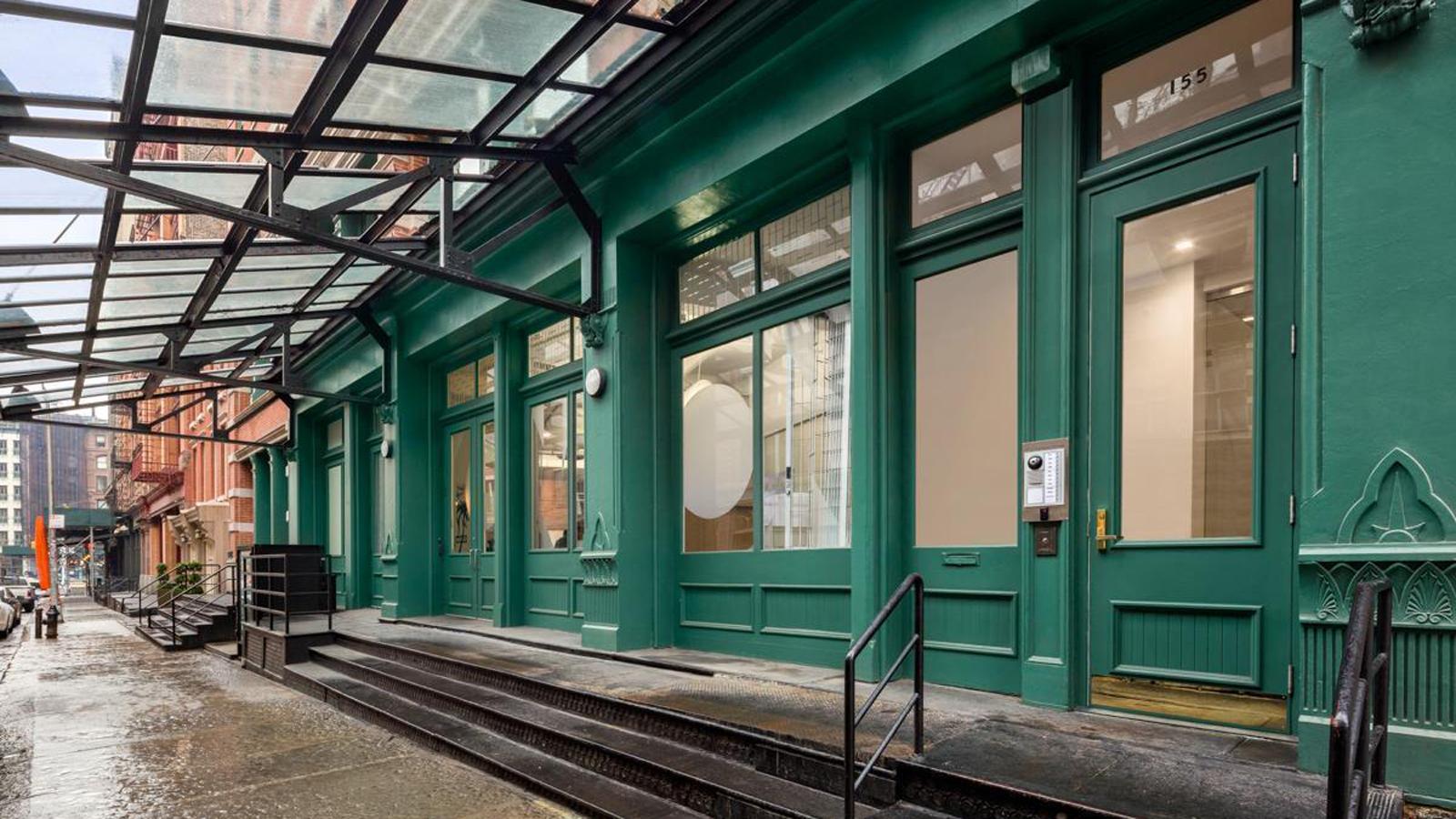 The Sugar Loaf Building, 155 Franklin Street