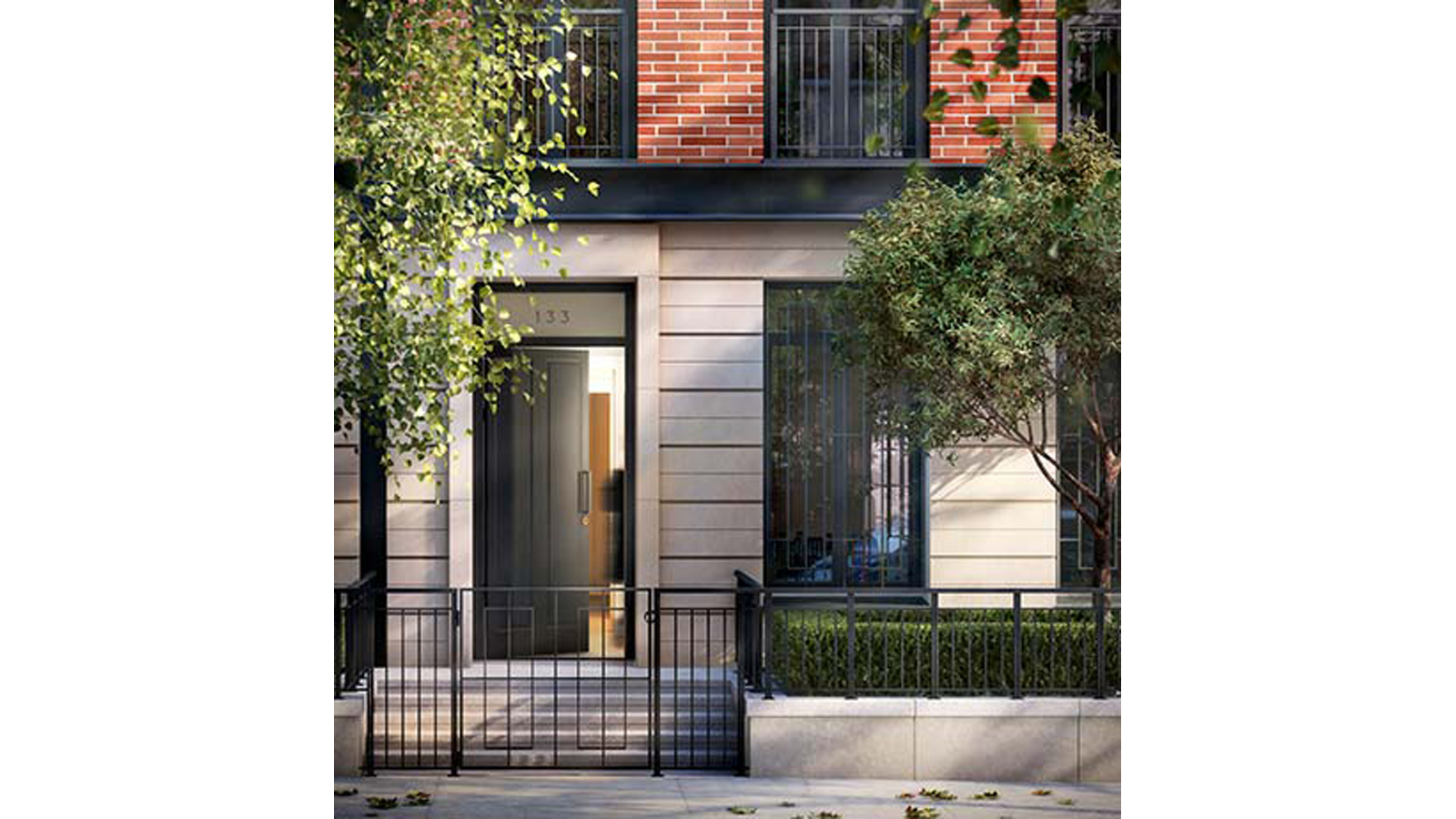 The Greenwich Lane Townhouses, 133 West 11th Street