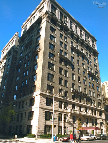 525 West End Avenue Nyc Apartments Cityrealty