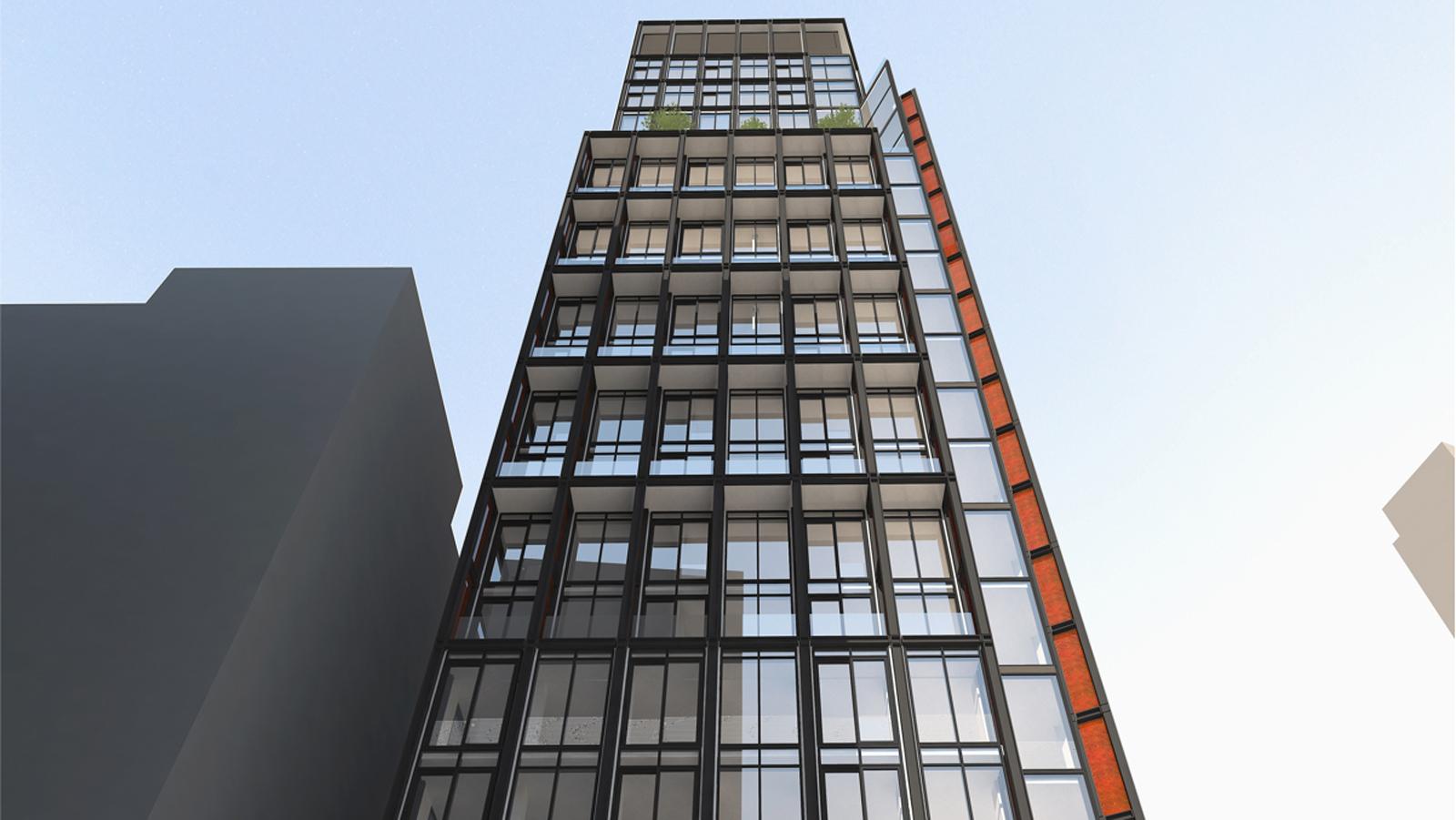 No. 33 Park Row, 33 Park Row