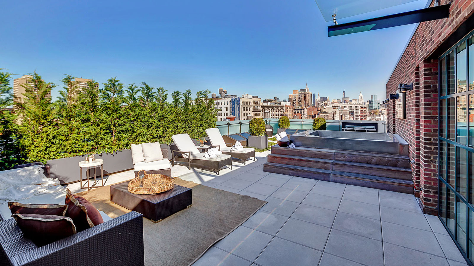The Puck Penthouses, 293 Lafayette Street