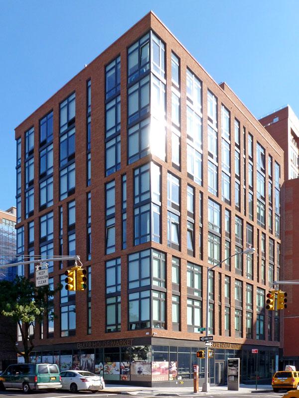 The Baker House, 41-07 Crescent Street