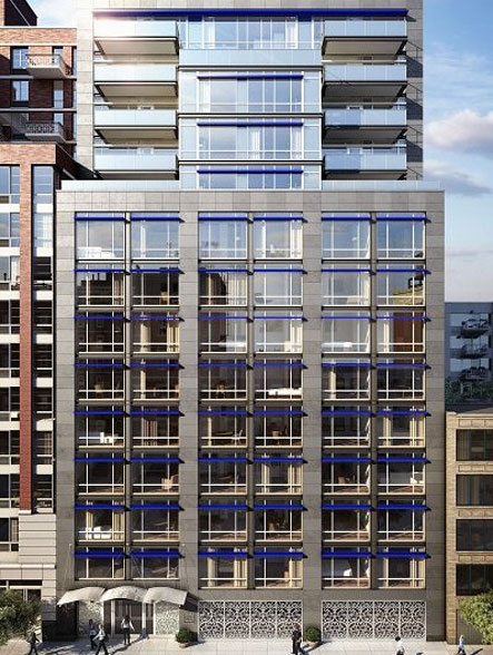 Chelsea Green, 151 West 21st Street