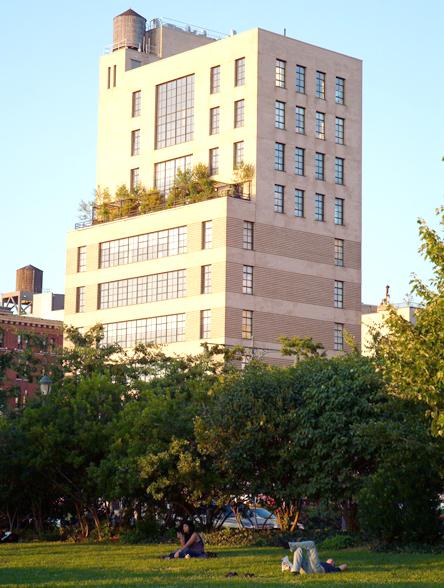 Hudson River Dioramas, 495 West Street