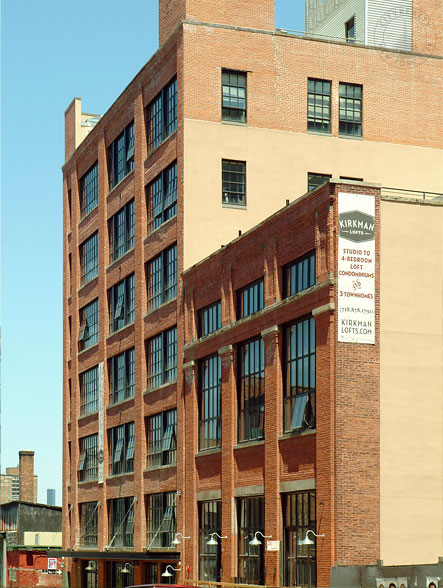 Kirkman Lofts, 37 Bridge Street