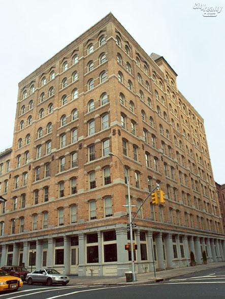 The Dietz Lantern Building, 429 Greenwich Street