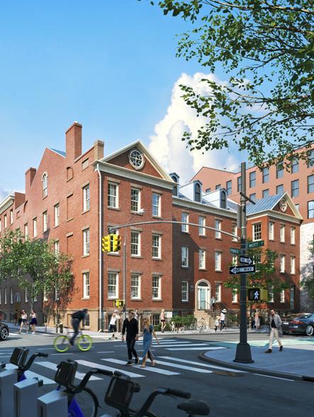 Residences at Prince, 34 Prince Street