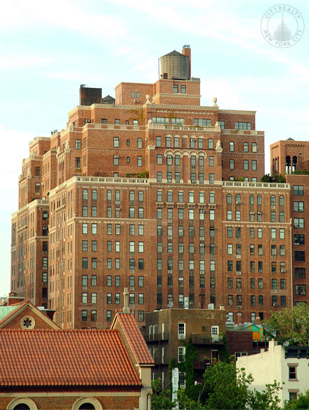 London Terrace Towers 465 West 23rd Street Nyc Apartments Cityrealty