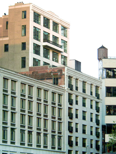 Liberty Lofts, 43 West 64th Street