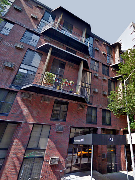 Gramercy row 134 east 22nd street nyc rental for Gramercy park nyc apartments