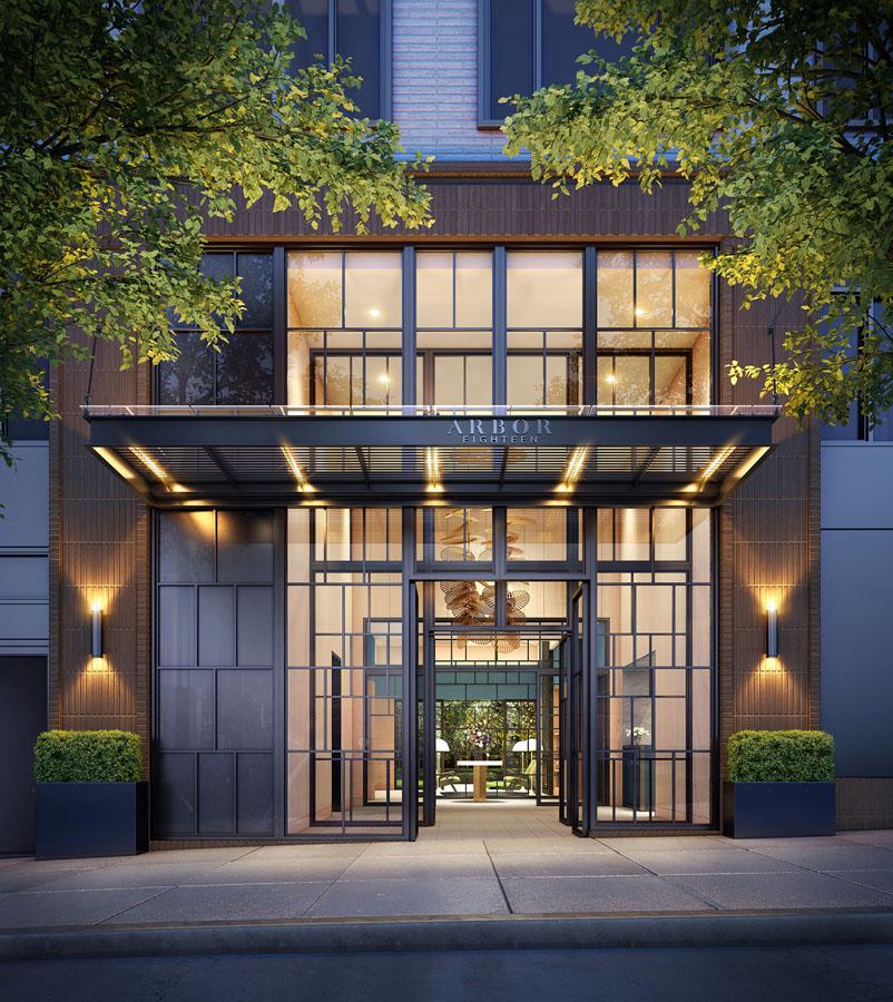 Arbor Eighteen, 185 18th Street
