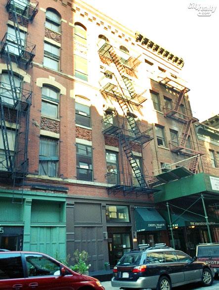 13 Jay Street