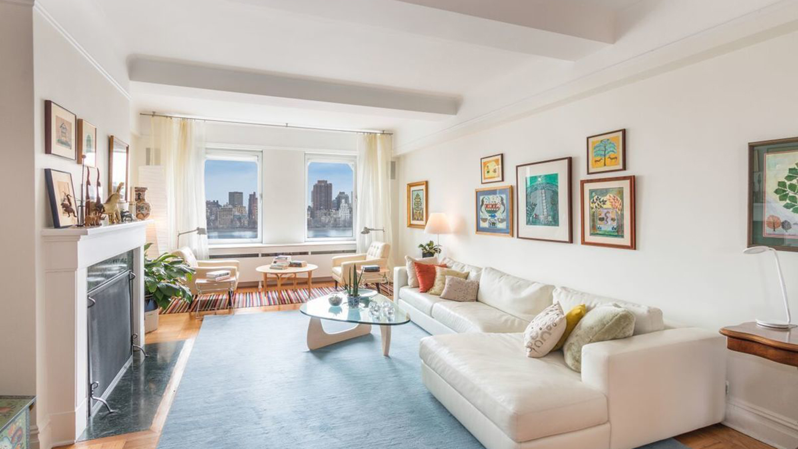 The Cherbourg, 322 Central Park West
