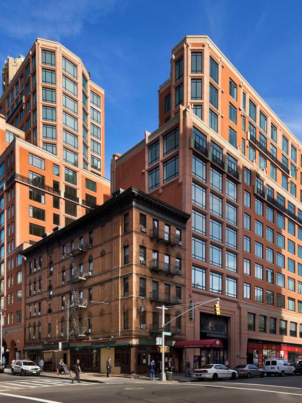 The Harrison, 205 West 76th Street