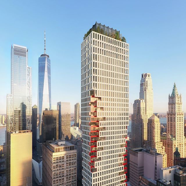 75 West Apartments: 75 Nassau Street, NYC - Condo Apartments