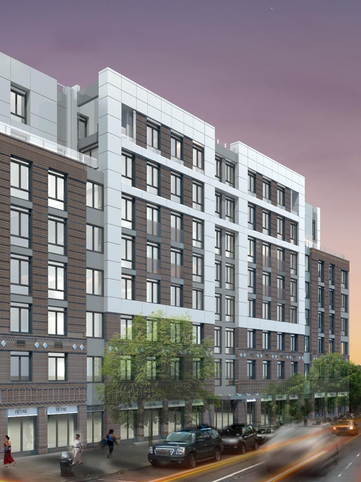 The Rennie, 2351 Adam Clayton Powell Jr. Boulevard, NYC - Condo Apartments  | CityRealty