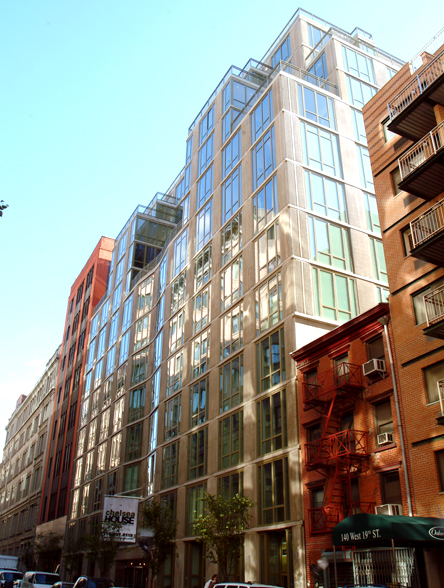 Chelsea House, 130 West 19th Street
