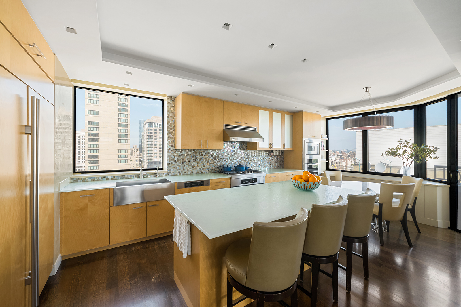 The Europa, 22 West 66th Street