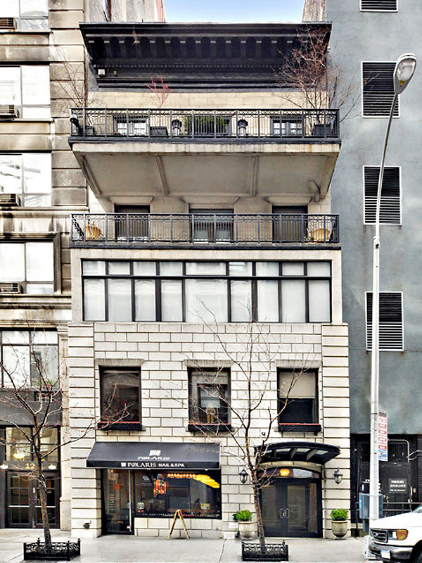 The Townhouse Condominiums, 10 East 22nd Street