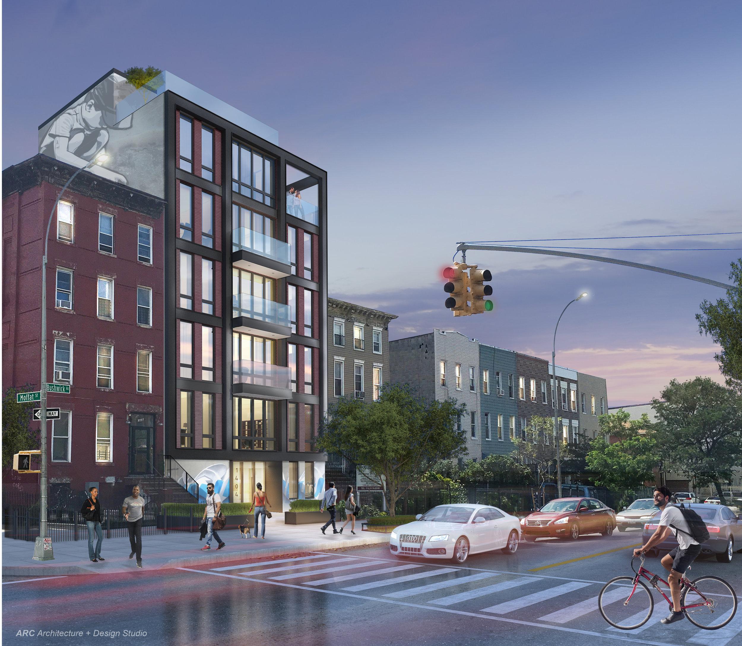 1404 Bushwick Avenue