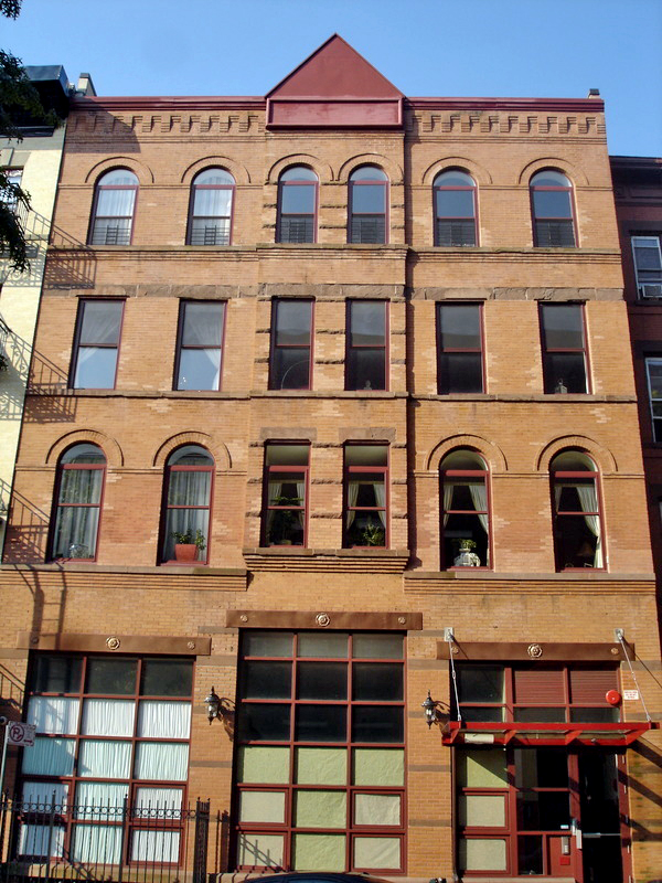 Carriage House Loft Condominiums, 458 West 146th Street