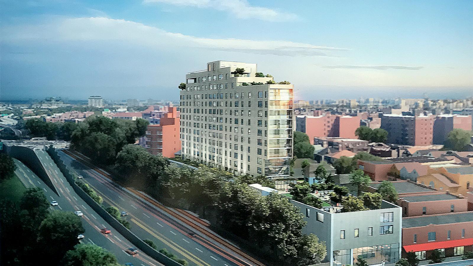 Roosevelt Parc, 71-17 Roosevelt Avenue