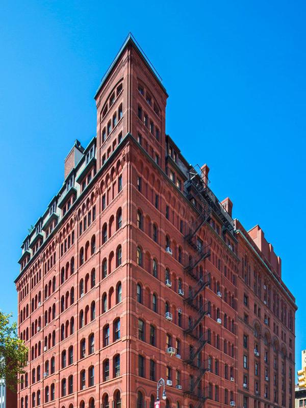 The Schepp Building, 165 Duane Street