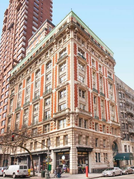 The Orleans, 100 West 80th Street