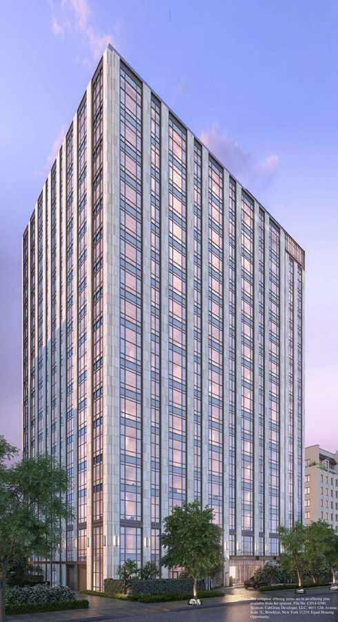 The Tower at Gramercy Square, 215 East 19th Street
