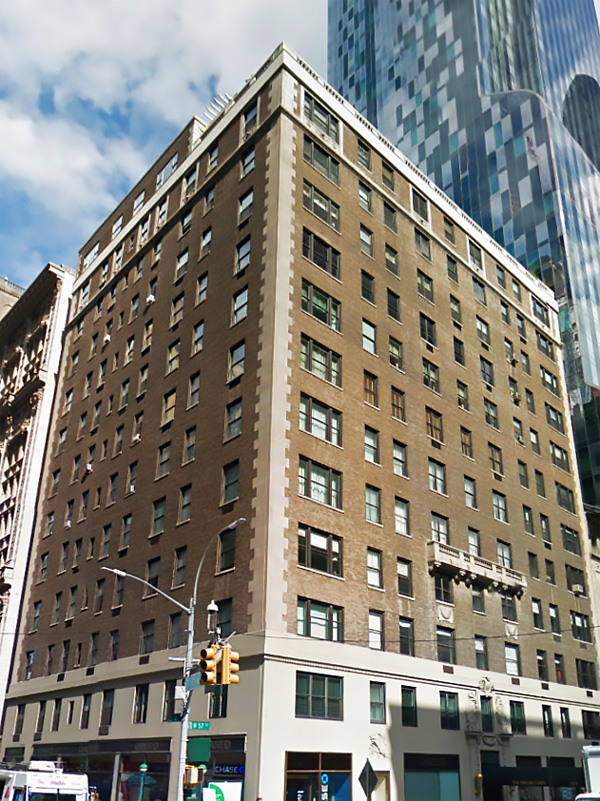 The Briarcliffe, 171 West 57th Street, NYC - Condo