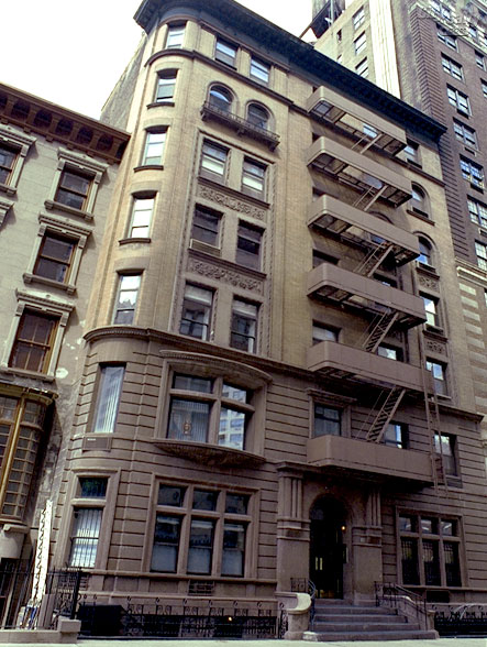 The Sussex 55 East 65th Street