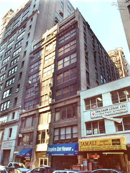 Groff Studios, 151 West 28th Street