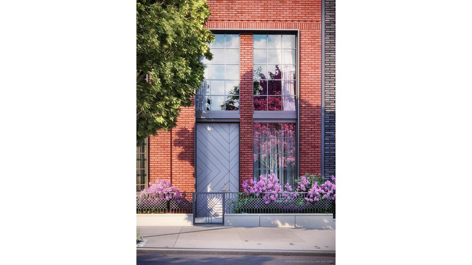 Polhemus Townhouses, 88-98 Amity Street