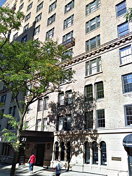 The Brewster, 21 West 86th Street