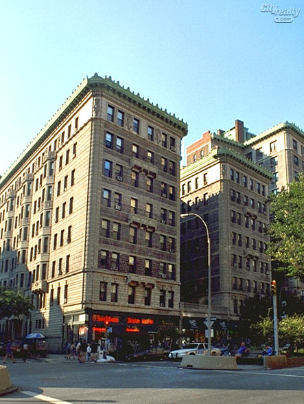 The Astor Apartments - 235 West 75th Street