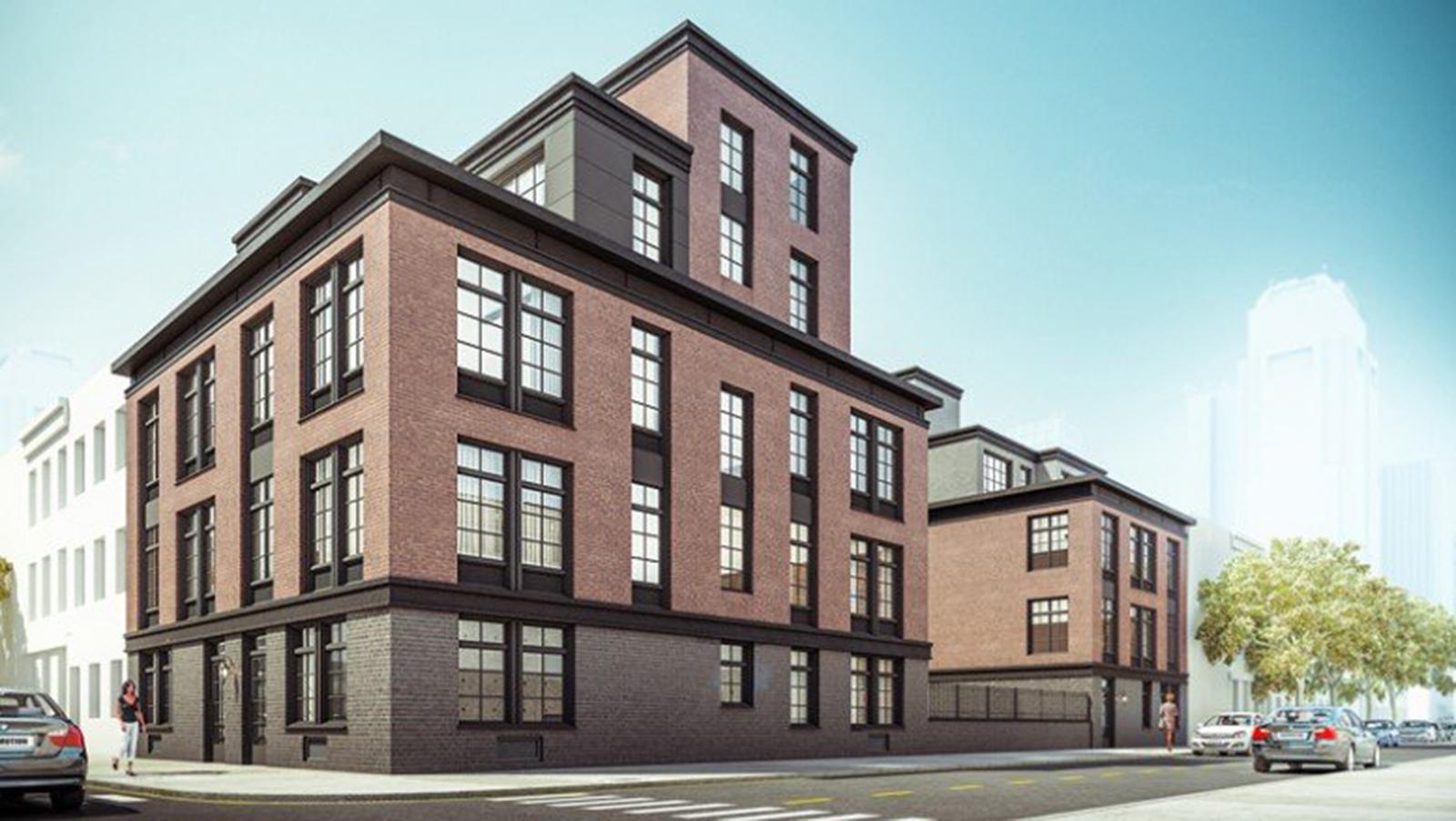 Concord Condominiums, 180 Concord Street