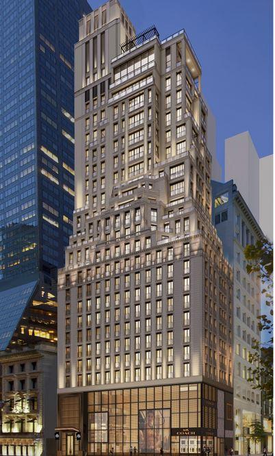 Mandarin Oriental Residences, 685 Fifth Avenue
