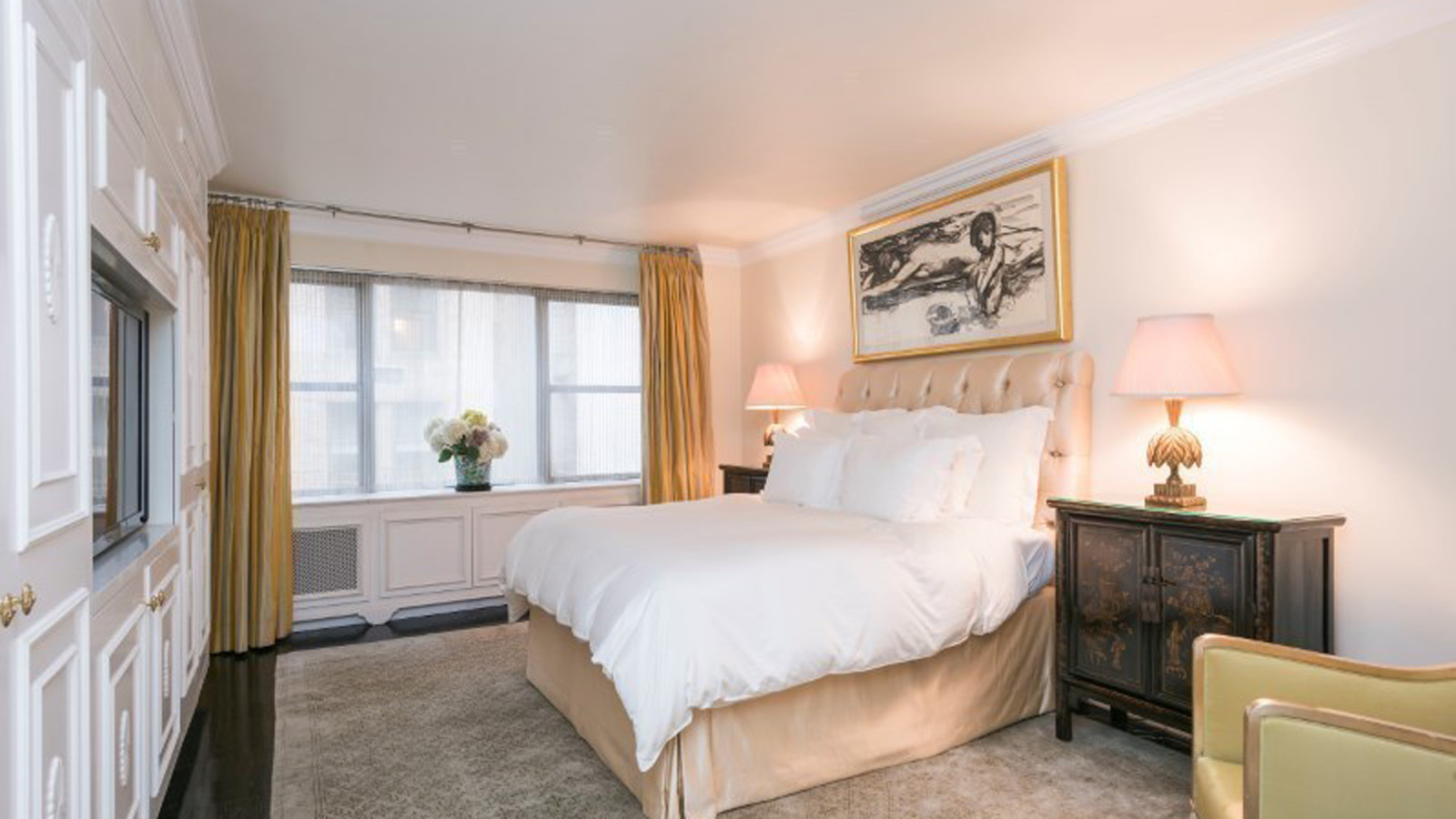 The Dorchester, 110 East 57th Street