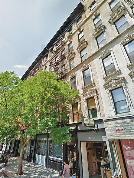 241 Eldridge Street