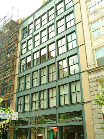 139 Wooster Street
